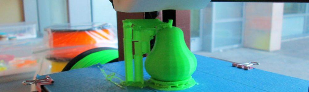 drukowanie3d-zielony-model